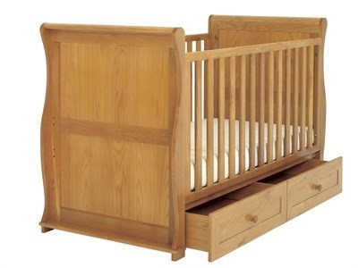 Cheap Single  Mattresses on Langham Sleigh Cot Bed With Drawer Small Single  2 39 6