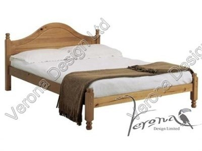 Bedsteads & Foundations|Mattresses Veresi Kingsize (5') Slatted Bedstead