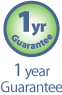 1yrs Guarantee