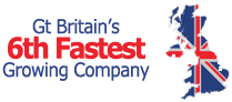 Great Britain's 6th Fastest Growing Company