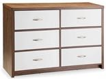Milan 6 Drawer Dresser