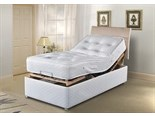 Pocket Adjustable Electric Bed - No Drawer