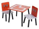 Racing Car Table and Chairs