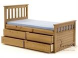 Kid's Short Ferrara Bed
