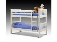Inspirational Julian Bowen Barcelona White Bunk Bed Bunk Beds