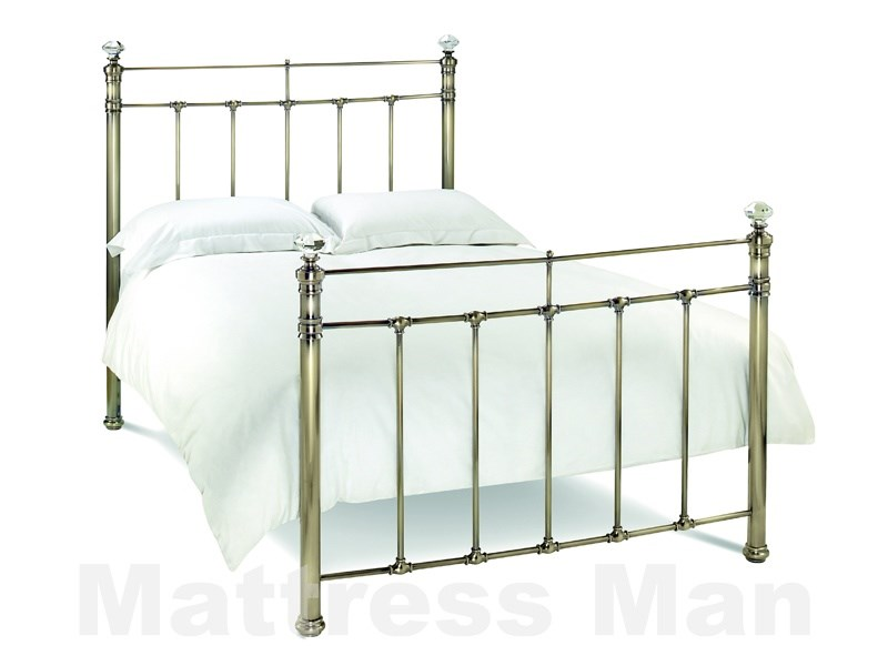 Simmons Furniture Valencia Full Size Bed Rails – Metal