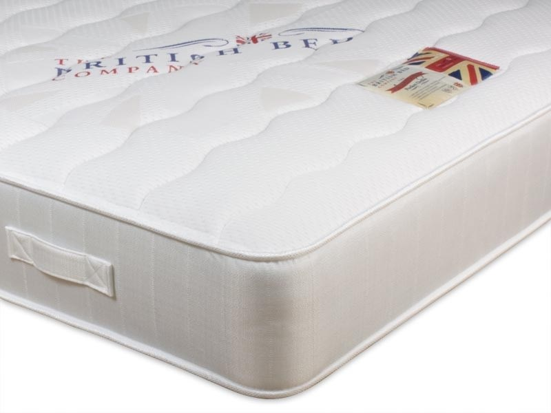 British Bed Company Anniversary Mattress