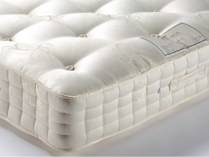 'Princess' Luxury Natural Mattress by Hypnos