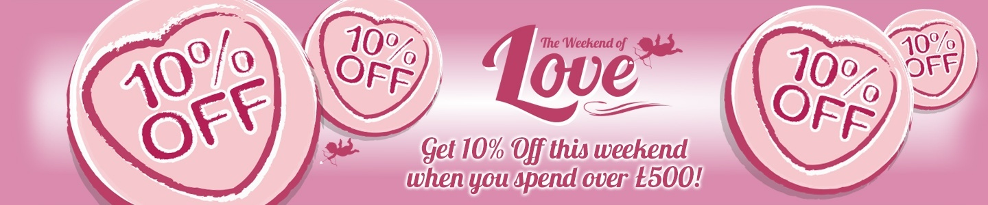 Weekend Of Love Sale
