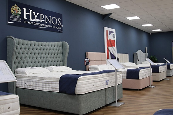 hypnos showroom norwich