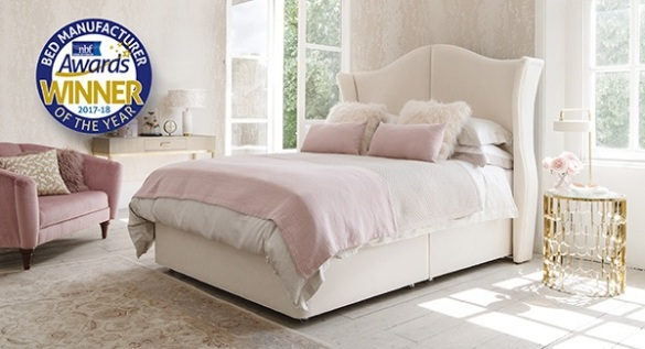 image of bed frame for hypnos