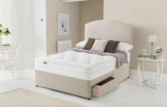 image of bed frame for silentnight