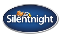 logo and brand for silentnight beds