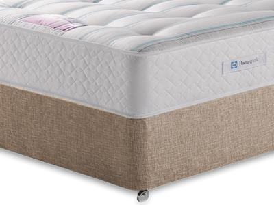 Sealy Millionaire Ortho 4 Small Double Mattress with Executive Biscuit Small Double No Drawers Divan Set