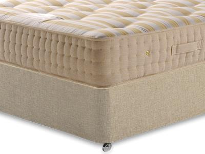 Sleepeezee Potters Premier 1400 3 Single Mattress with Classic Mink Single Slide Store Divan Set