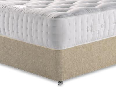 Relyon Ultimate Ortho Support 1500 3 Single Mattress with Classic Mink Single Slide Store Divan Set