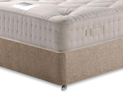 Snuggle Beds New Legend Ortho 2000 4 6 Double Mattress with Executive Biscuit Double No Drawers Divan Set