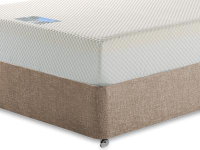 Healthosleep Apollo 4 Small Double Mattress with Executive Biscuit Small Double No Drawers Divan Set