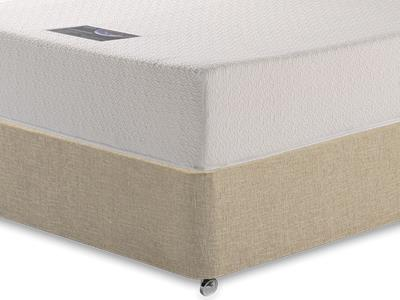 Healthosleep Enterprise 3 Single Mattress with Classic Mink Single Slide Store Divan Set