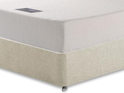 Healthosleep Enterprise 3 Single Mattress with Executive Barley Single 0 Drawer Divan Set