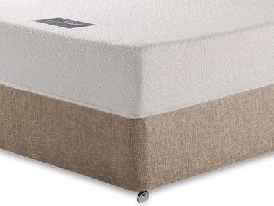 Healthosleep Enterprise 4 6 Double Mattress with Executive Biscuit Double No Drawers Divan Set