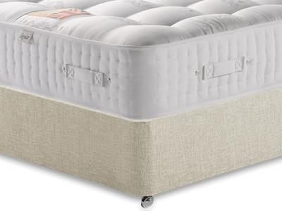 British Bed Company The Grand Duke (Medium) 3 Single with Executive Barley Single 0 Drawer Divan Set