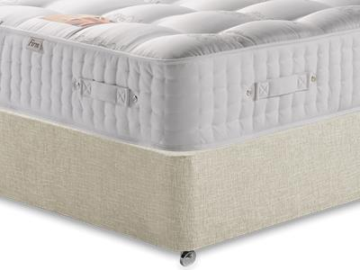 British Bed Company The Grand Duke (Firm) 3 Single with Executive Barley Single 0 Drawer Divan Set