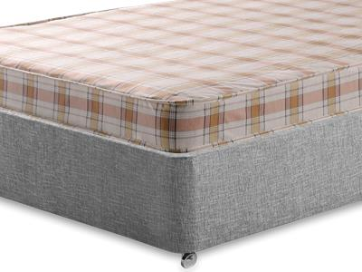 Snuggle Beds Snuggle Eco with Divan Set Mattress