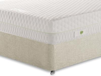 Breasley You (Perfect No.10) 6 Super King Mattress Only Mattress with Executive Linked Barley Super King 0 Drawer Divan Set