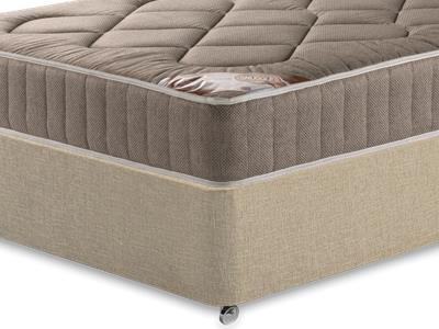 Snuggle Beds Snuggle Damask Quilt 2 6 Small Single Mattress Only Mattress with Classic Mink Small Single Slide Store Divan Set