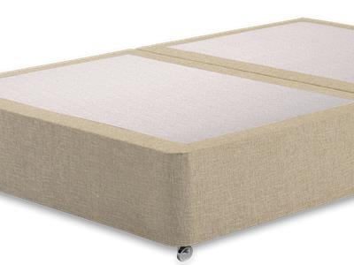 Classic Mink Small Single Slide Store Divan Base