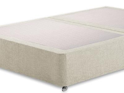 Executive Barley Small Single 0 Drawer Divan Base