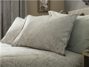 Bromley Jacquard Pillow Case