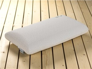 CharCOOL Ribbed Pillow