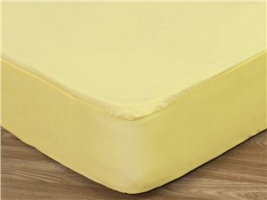 Cotton Fitted Sheet/ Protector