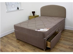 Snuggle Light Divan Set