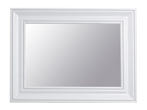 Southwold White Small Wall Mirror