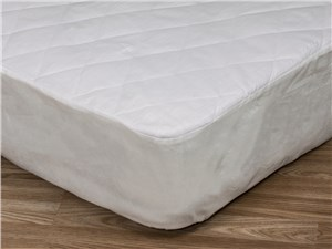 Value Luxury Quilted Mattress Protector