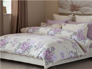 Esme Duvet Set in Ivory