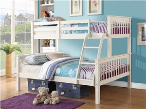 GFW Novaro Trio Bunk bed