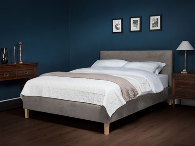 Cadot Merida 4 6 Double Fabric Bed