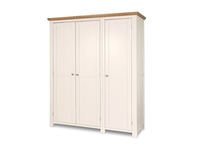 Furniture Express London 3 Door Allhanging Wardrobe Wardrobe