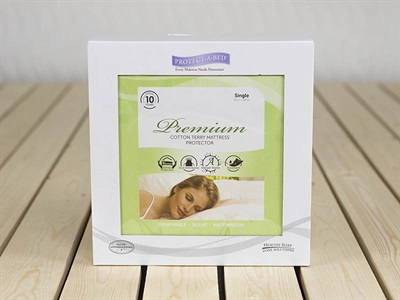 Protect_A_Bed Premium Mattress Protector 4' 6