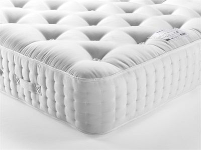 Relyon Milan Cashmere Luxury 4 6 Double Mattress