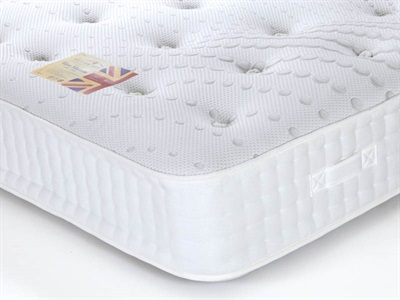 British Bed Company The Wave 2 6 Small Single