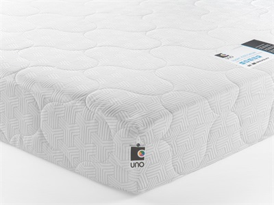 UNO Pocket 2000 Deluxe 3 Single Mattress