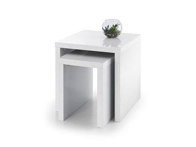 Product photograph showing Metro Nest Of Tables