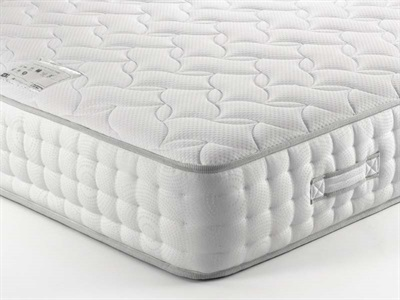 Relyon Memory Royale 1400 4 6 Double Mattress