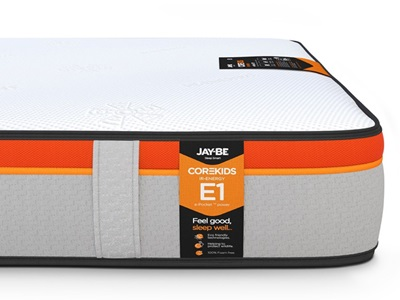 JAY_BE CoreKids E1 e-Pocket 750 Eco Friendly Mattress Pocket Sprung from £238.85