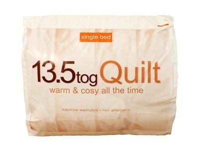 Snug Co Ltd 13.5 Tog Polypropylene Quilt 5 King Size Duvet